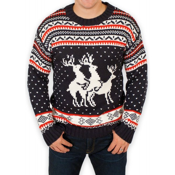 Ugly Christmas Sweater Threesome Festified