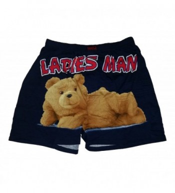 Ted Ladies Licensed Boxer Shorts