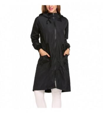 Vansop Lightweight Waterproof Raincoat Outdoor
