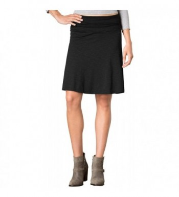 Toad Co Chaka Skirt Charcoal