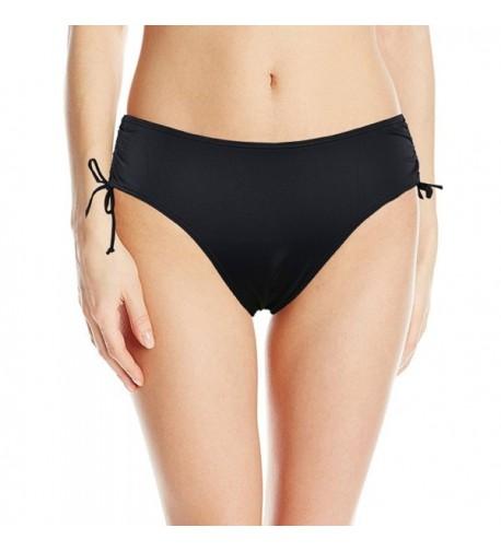 Septangle Womens Coverage Bikini Hipster