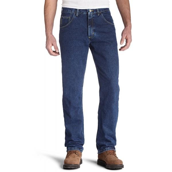 Wrangler Mens Regular Jeans Denim