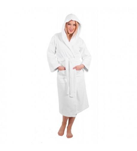 SALBAKOS Kimono Robe L XL White