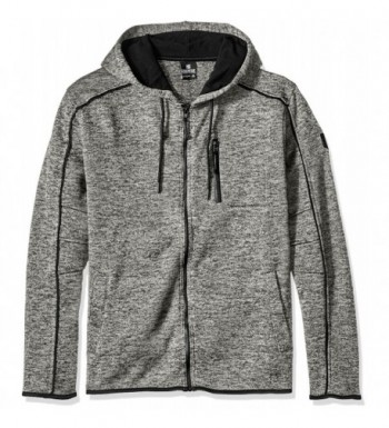 Southpole Sleeve Hooded Sweater X Large