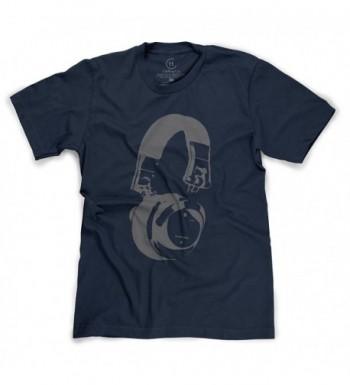 Custom Sound Headphones Self T Shirt