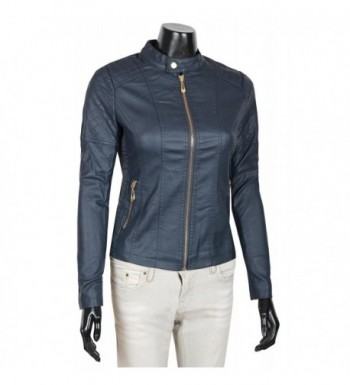 Discount Real Women's Leather Coats Online