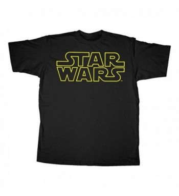 Star Wars Simplified T Shirt Small