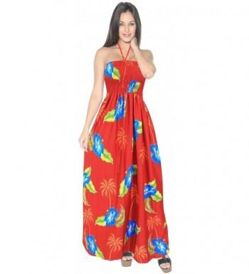 Leela Womens Hibiscus Coconut Hawaiian