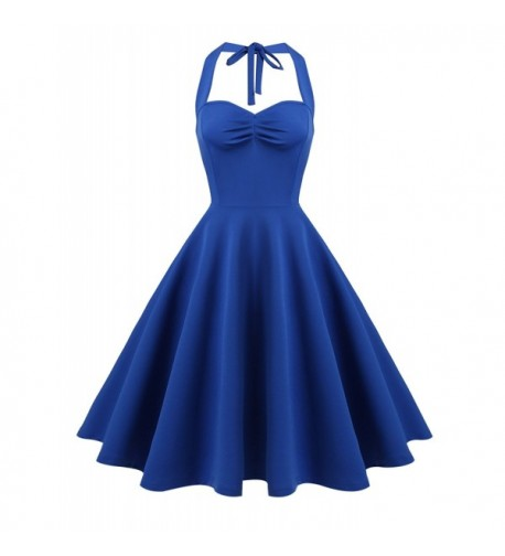 Hotouch Womens Vintage Rockabilly Evening