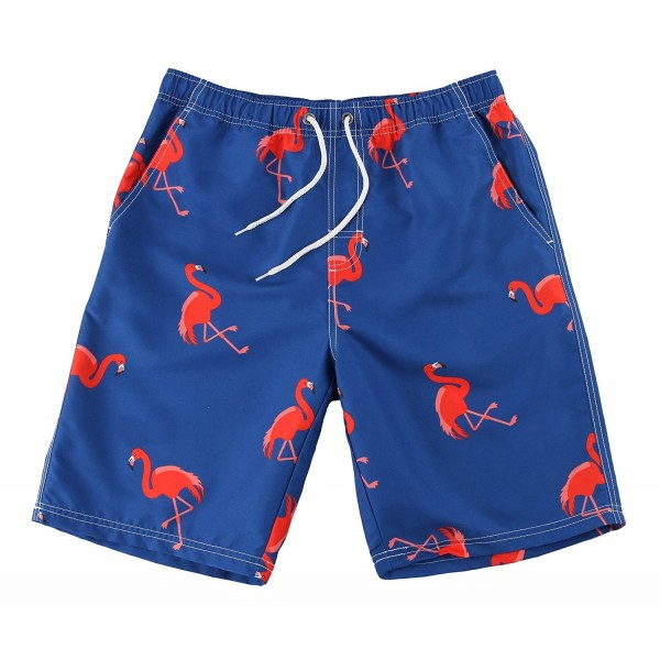 WUAMBO Athletic Quickly Flamingo Printed