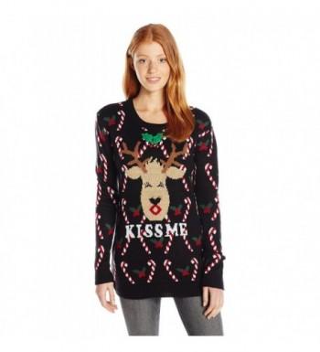 Love Design Reindeer Christmas Sweater