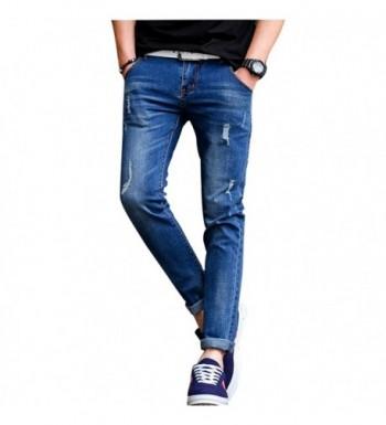 Generic Mens fashion Slim jean