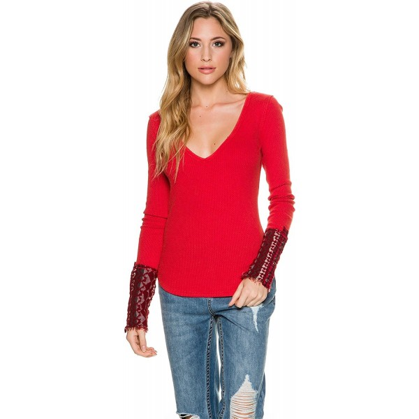 Free People School Cuffed Sleeve