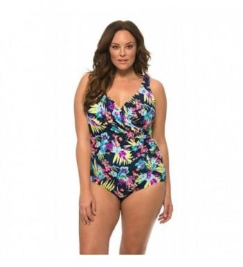 Popular Women's One-Piece Swimsuits Wholesale