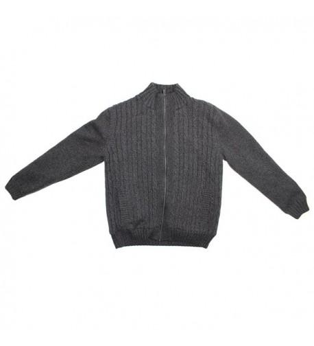 Boston Traders Sweater Sherpa Lining