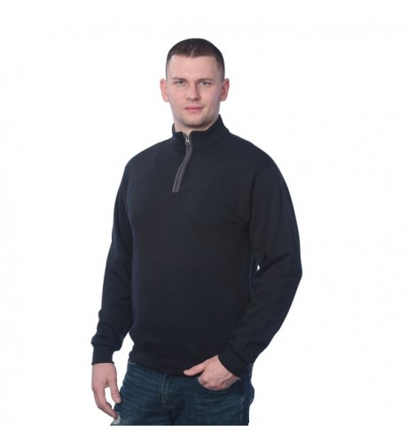 Fruit Loom Fleece Sweatshirt Charcoal
