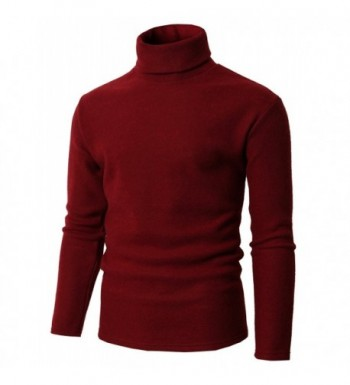 H2H Pullovers Knitting Sweaters KMOSWL0210