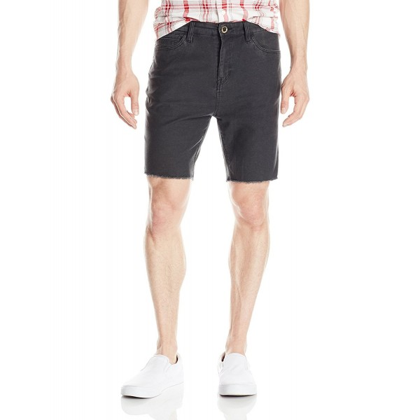 Volcom Mens plasm Short Stealth