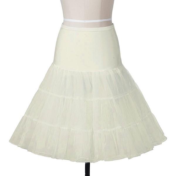 Ridory Petticoat Vintage Crinoline Underskirt