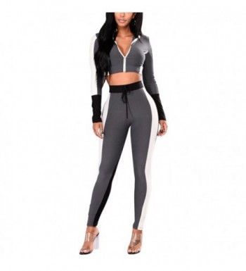 Jihe Womens Outfits Bodycon Jumpsuit