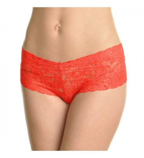 Angelina 2 Pack Crotch less Cheeky 3252_L_RED