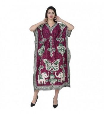 SKAVIJ Kaftan Dresses Formal Nightgown