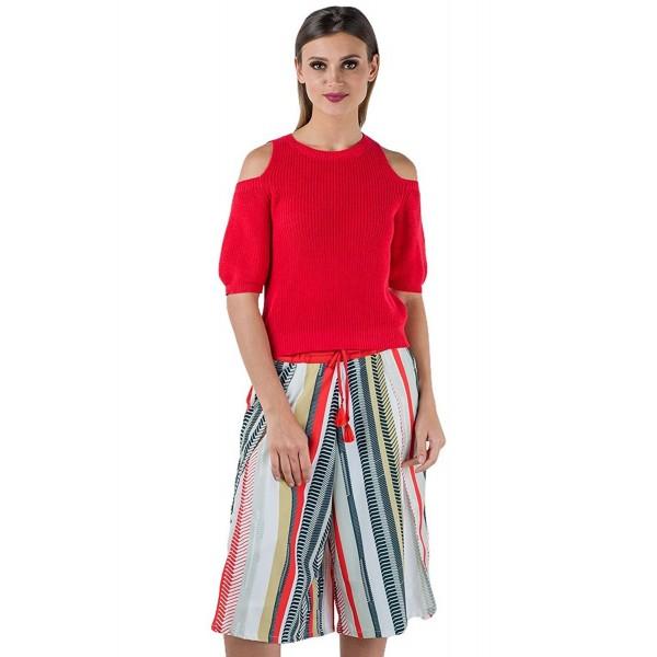 Plains Prints Womens Shorts Sleeves