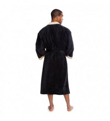 Designer Men's Bathrobes