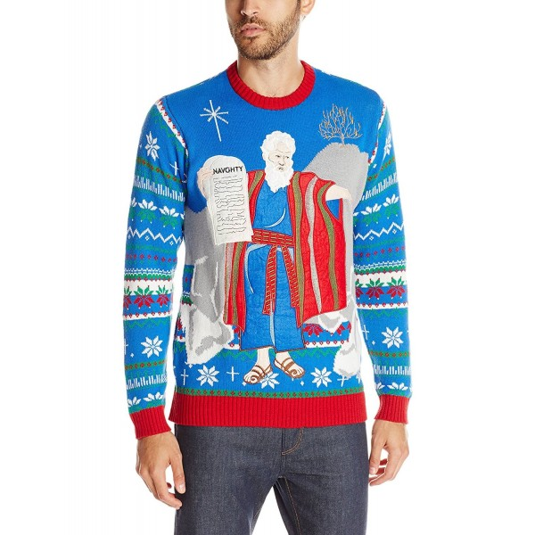Blizzard Bay Naughty Christmas Sweater