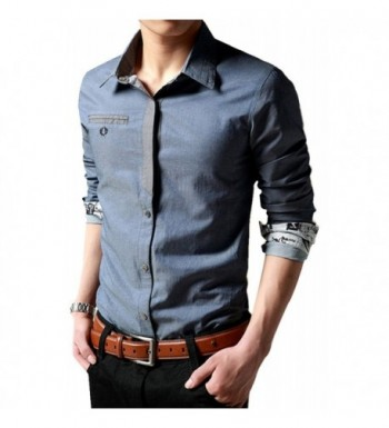 Fashion Men's Shirts Wholesale