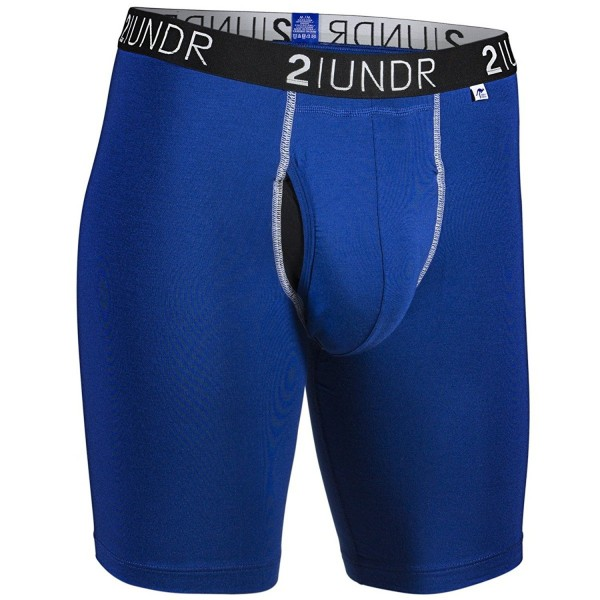 2UNDR Mens Swingshift Brief Large