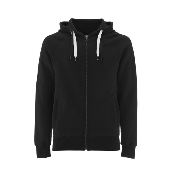 Zip Up Hoodies for Men - Fleece Jacket - Mens Zipper Cotton Hooded ... 64eef0831c11
