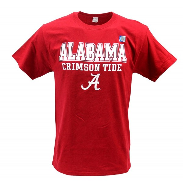 Knights Apparel Alabama Crimson T Shirt