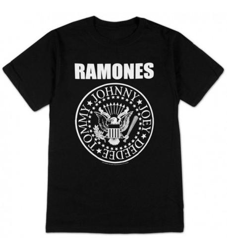 Impact Ramones Presidential T Shirt X Large