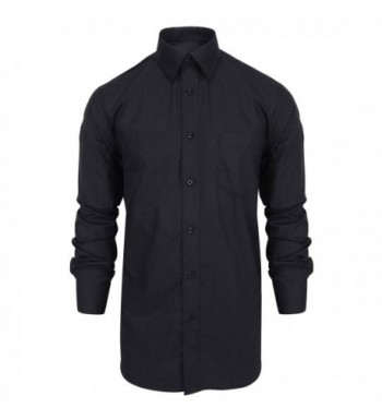 Fashion Men's Dress Shirts