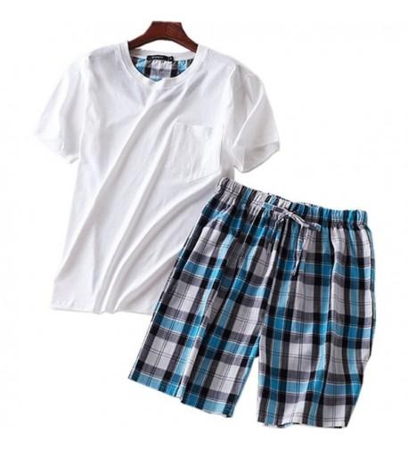 Amoy madrola Sleepwear Pajamas SY227 Round