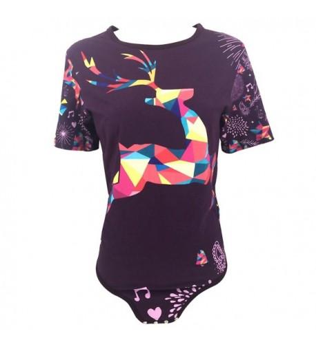 TEN NIGHT Reindeer Jumpsuit RomperXL###Popular Women's Jumpsuits for Sale