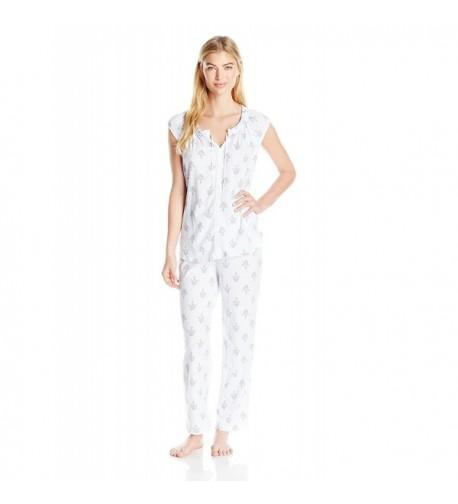 Carole Hochman Womens Pajama Wallpaper