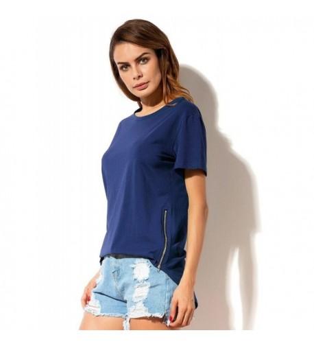 MOQUEEN Womens Casual Shirts Cotton