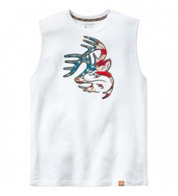 Legendary Whitetails Sleeveless T Shirt X Large