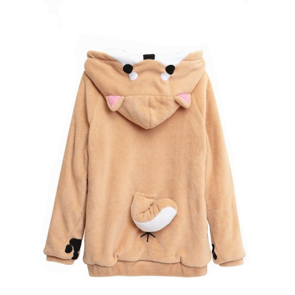 CORIRESHA Celvet Sleeve Clothes Sweatshirt