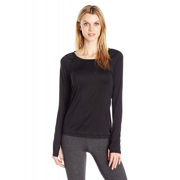 Jockey Womens Performance Sleeve Black