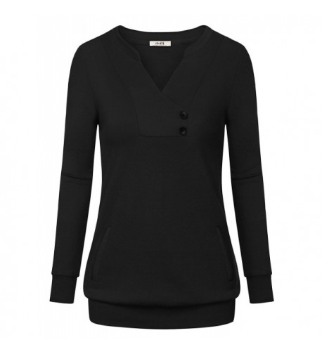 Vivilli Pullover Sweaters Sweatshirt Without