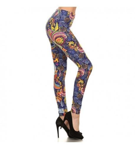 68deda9acde9d Women's Seamless Fur Lined Fleece Leggings - Coffee - CJ12HJTV1UJ