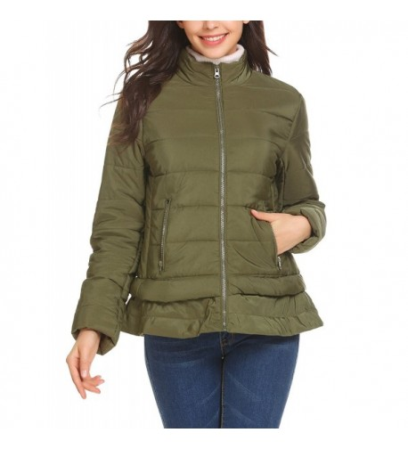 Mofavor Womens Packable Lightweight Jacket