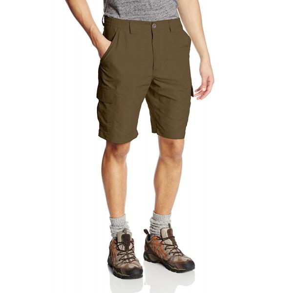 White Sierra Shorts 10 Inch Inseam