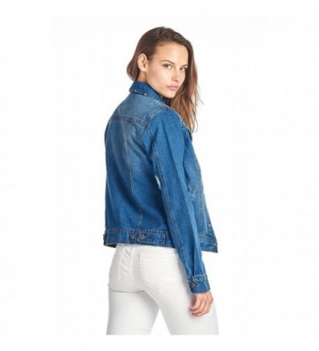 Discount Women's Denim Jackets Clearance Sale