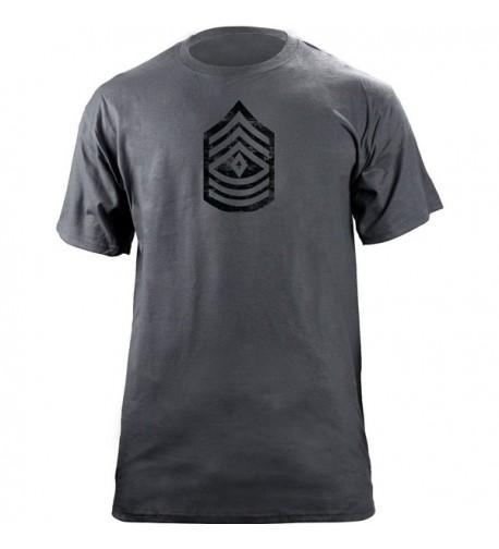 Vintage First Sergeant Veteran T Shirt