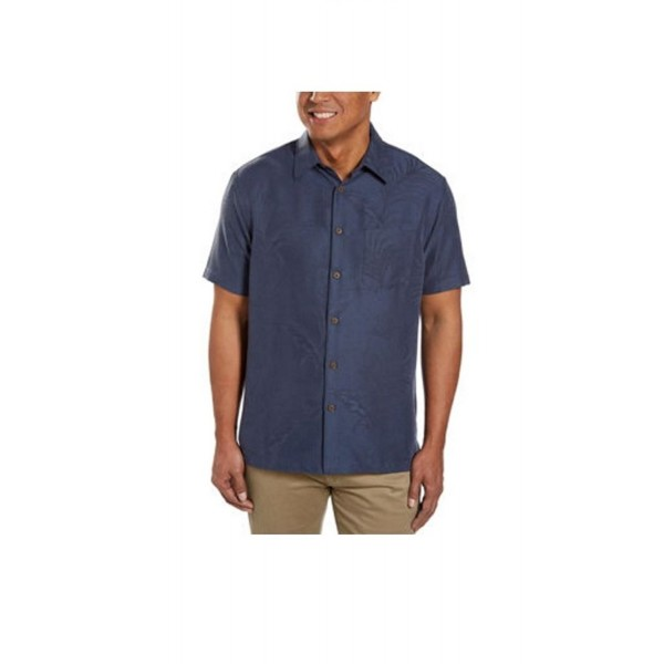 Woodys Retro Lounge Sleeve Button down