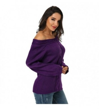 Discount Real Women's Pullover Sweaters